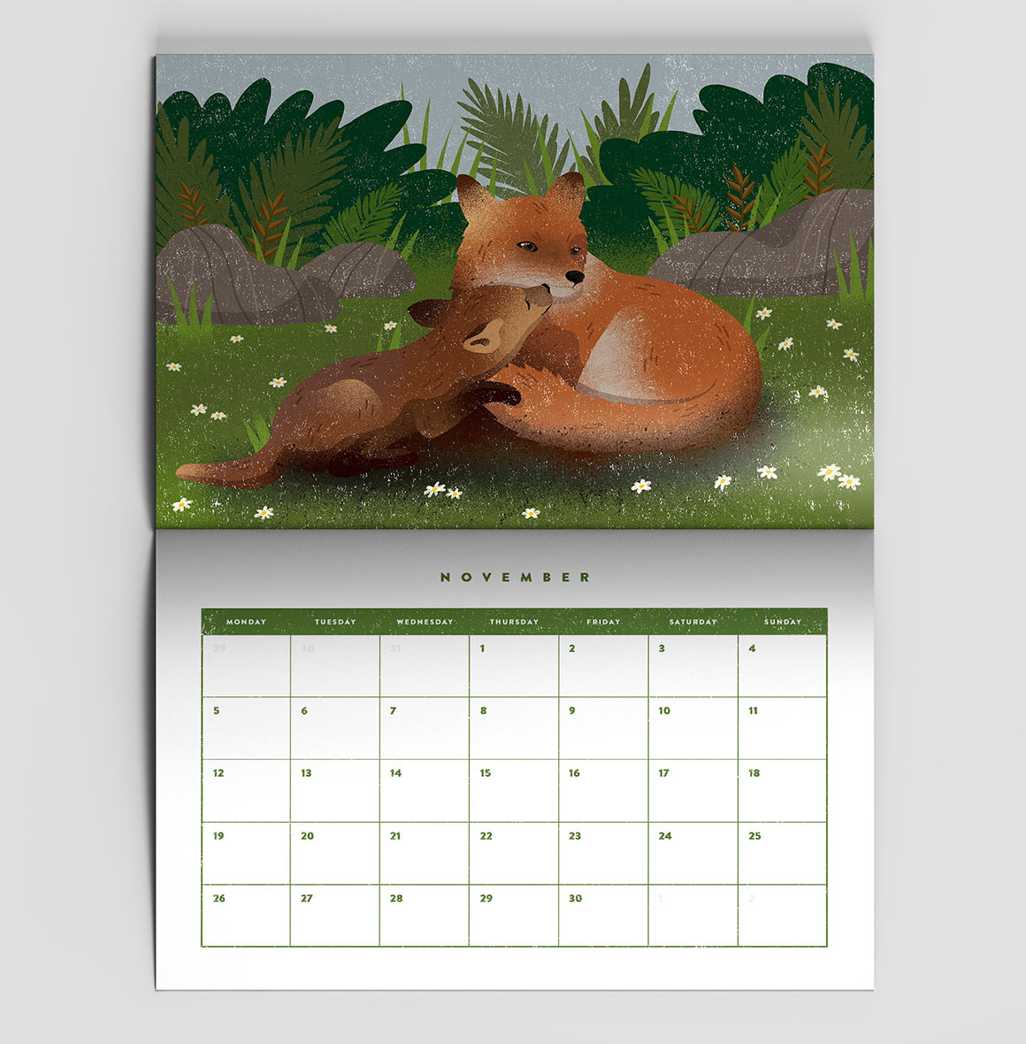 Calendar - 2