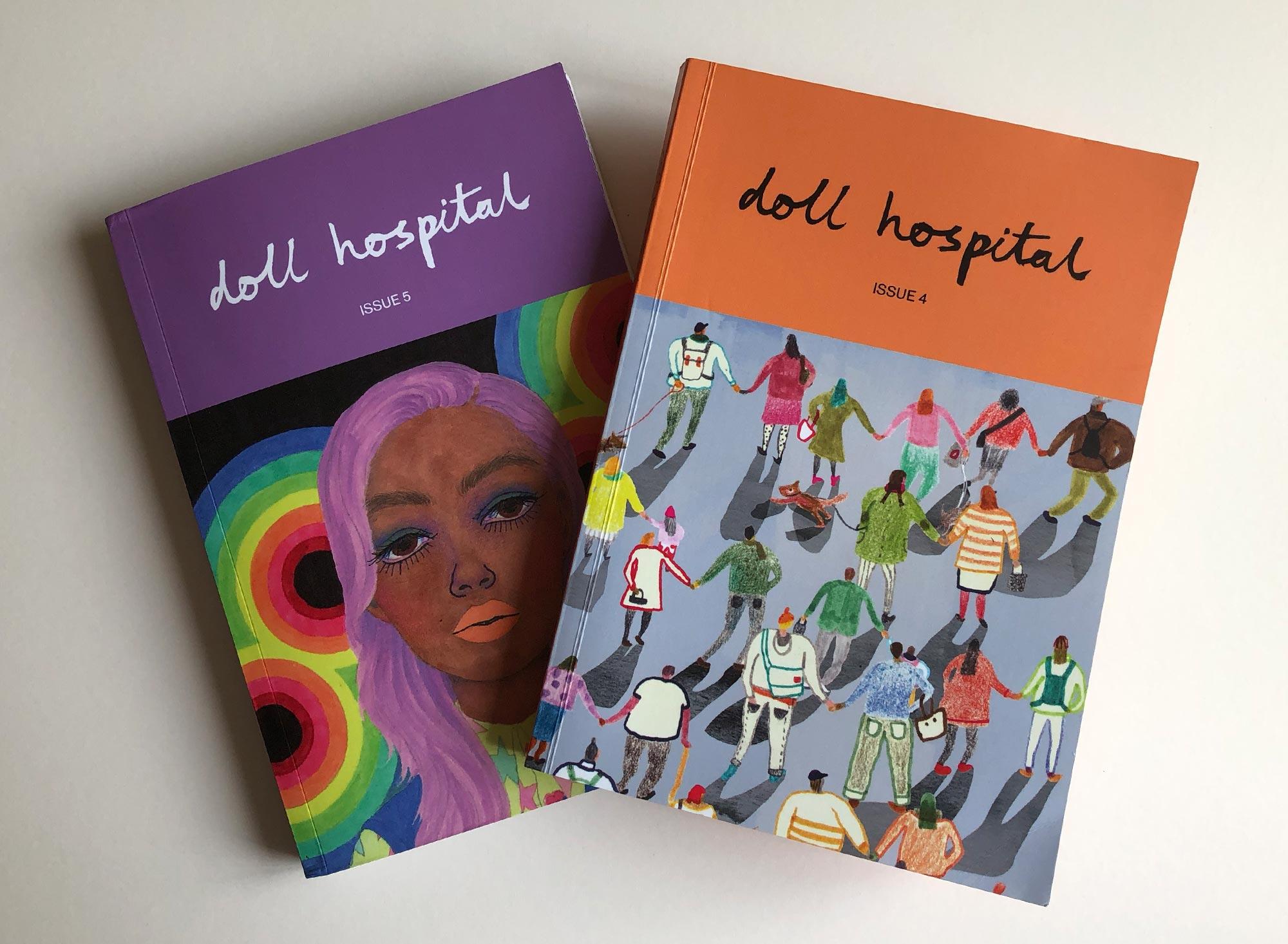Doll Hospital - Header