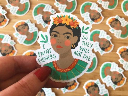 Frida Kahlo - Shop 1