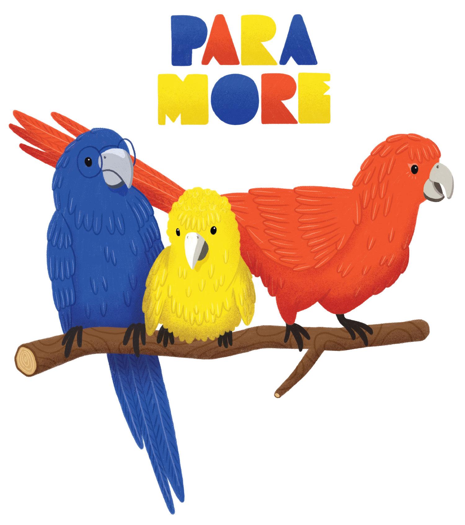 Paramore - Design