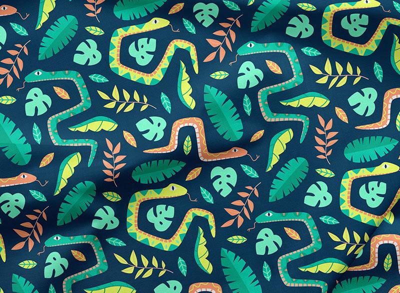 Snake Jungle 1 - Thumbnail