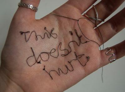 Thumbnail - Hand-stitch